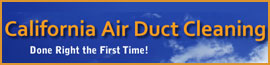California Air Duct Cleaning in Roseville